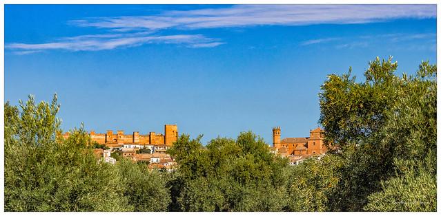 Joyas arquitectónicas escondidas entre olivos // Architectural gems hidden among olive trees