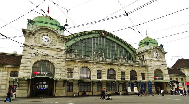 Train Station, Basel, Switzerland