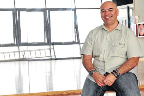 El director teatral Nacho Cabrera en una imagen de archivo (Foto: J.C.A.)
