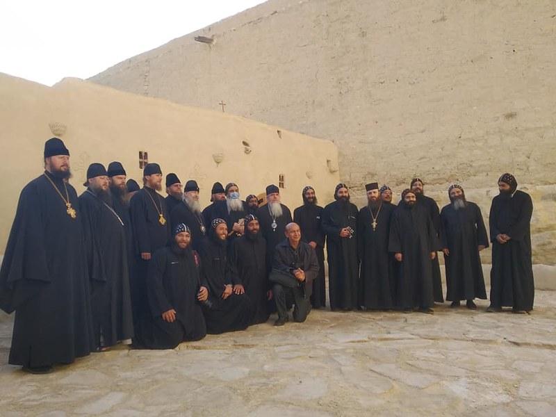 монастыкь преподобного павла фивейского