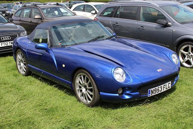 270 TVR Chimaera 4 litre (1995) N 953 FLC