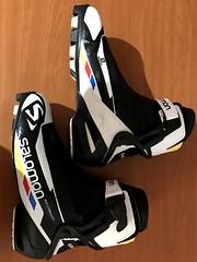 Boty na běžky skate