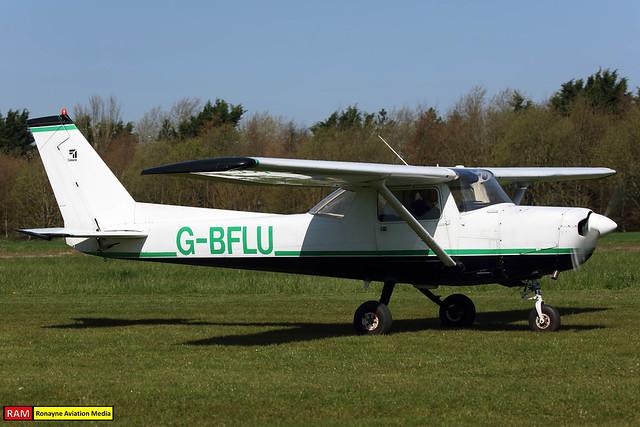 G-BFLU | Reims Cessna F152 | Swiftair Maintenance