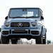 Mercedes-AMG G 63 China Blue.