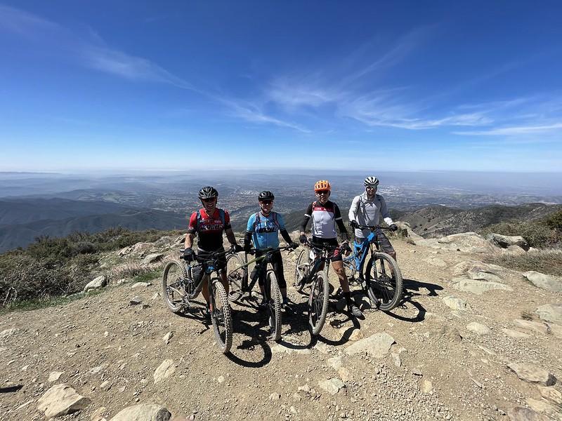 Santiago Peak, CA