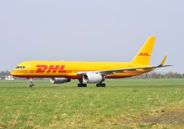 G-DHKR B757-223/PCF DHL