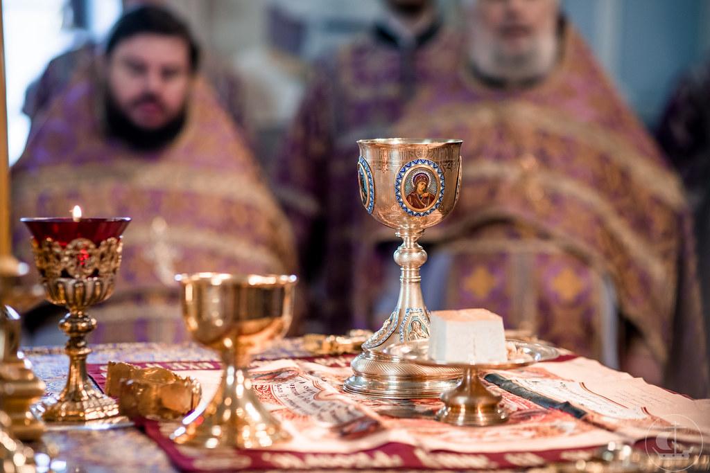 03-04 апреля 2021, Неделя 3-я Великого поста, Крестопоклонная / 03-04 April 2021, Third Sunday of Great Lent. Adoration of the Holy Cross