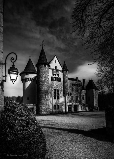 Un soir au château...