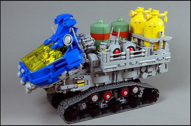 7421: T-ATV (Tracked All-Terrain Vehicle)
