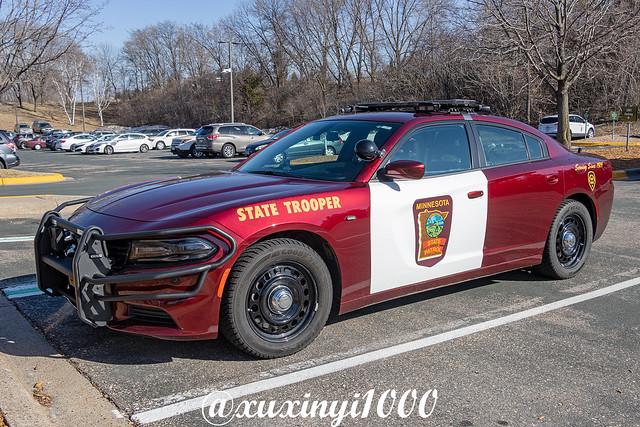 2019 Dodge Charger Pursuit, MSP 49043