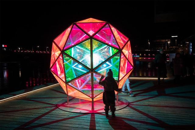 Dichroic Sphere