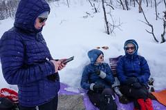 Ski hike quiz