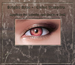 Tville - Bright Eyes *vampire*