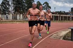 Taktika na kvalifikační maraton? Být co nejrychleji v cíli, plánuje Jirka Homoláč
