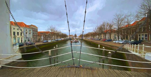 Zierikzee harbor - an impression