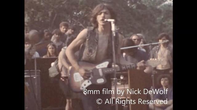 Boston & Cambridge, 1971