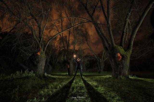 Los Monstruos del bosque (Explore 5-4-2021)