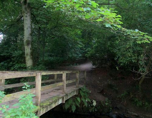 Back Burn Bridge, Balbirnie Park