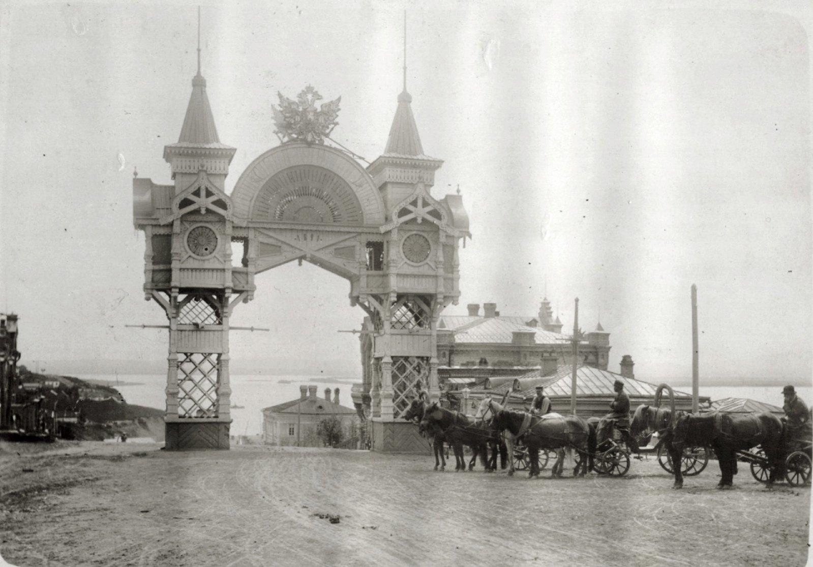 31. Триумфальная арка