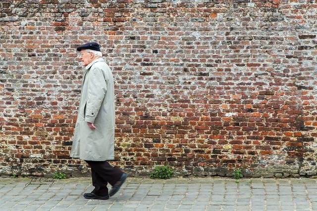 Armchair Traveling - A Stroller in Bruges, Belgium
