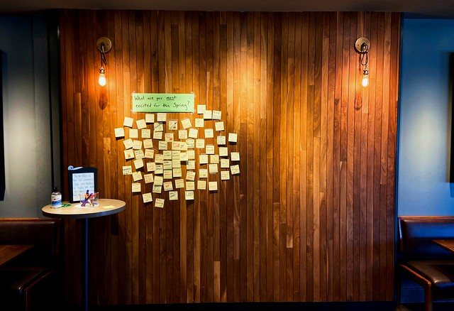 Starbucks wish wall brings a little #joy to the world for spring 2021