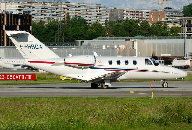 F-HRCA Cessna 525 Citation CJ1