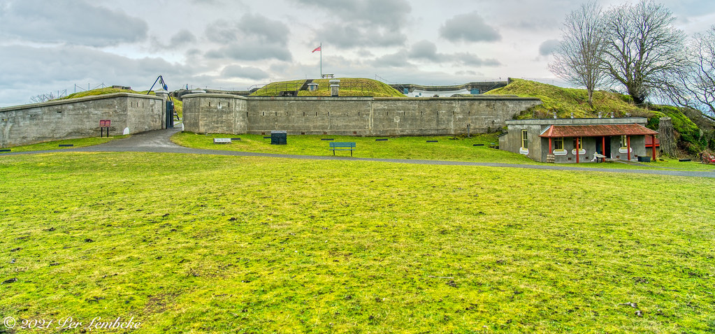Fort Rodd