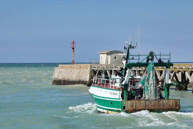 Le Tréport, le monde de la pêche
