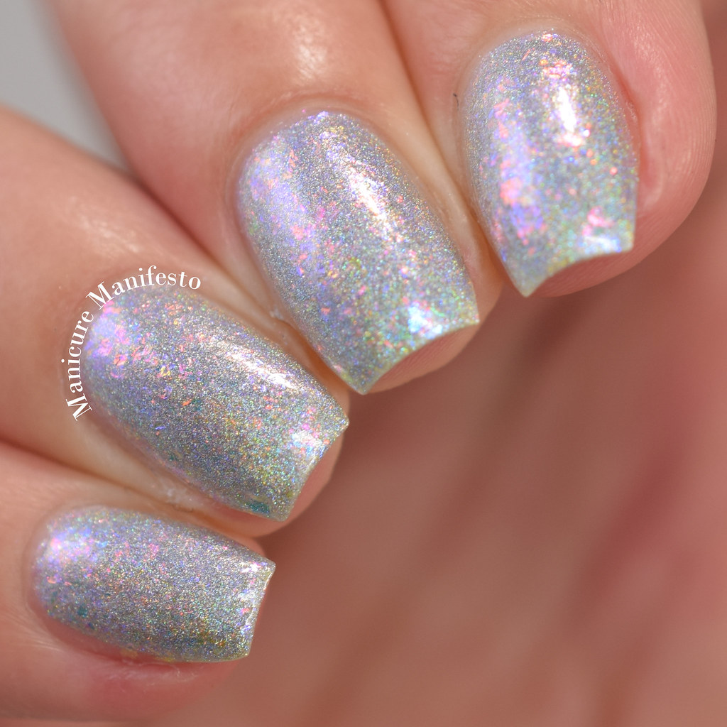 Paint It Pretty Polish Morning Dew review