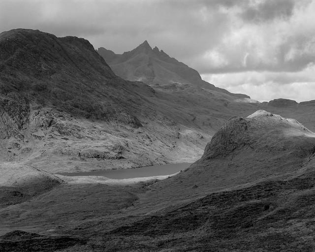 Sgurr Beag, Isle of Skye, Scotland