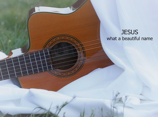 JESUS ~ what a beautiful name