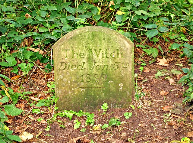 The Witch. Died 1888