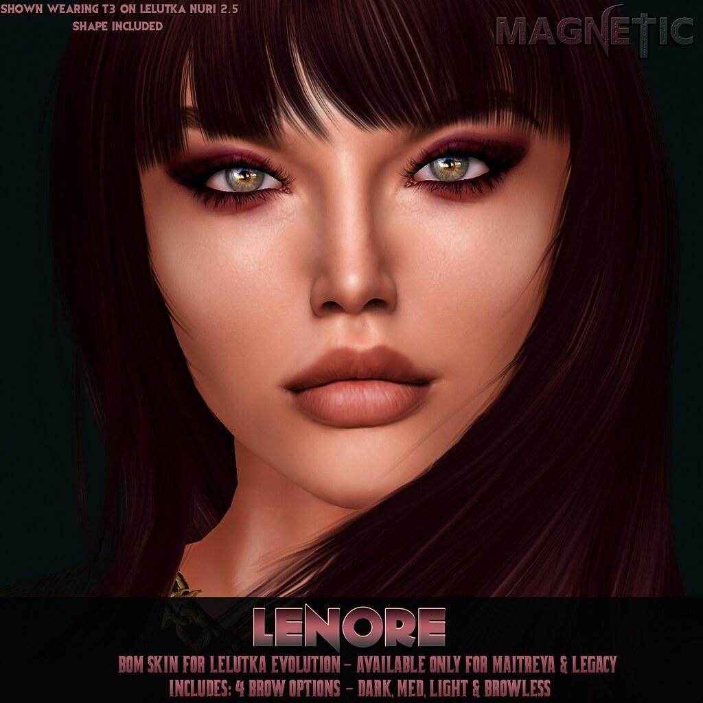 Magnetic – Lenore Skin