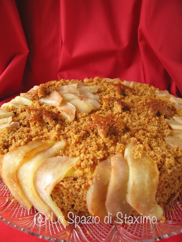 Cheesecake alla Pera