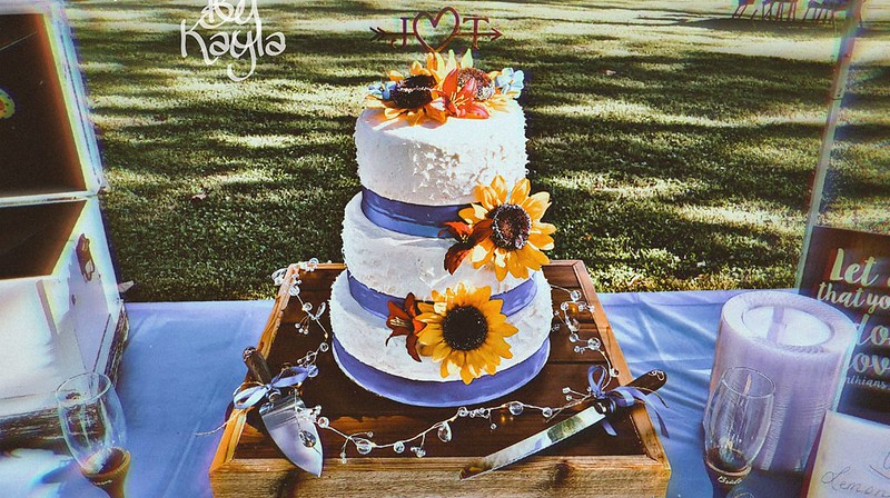 Cake by Kayla's Cakes & More