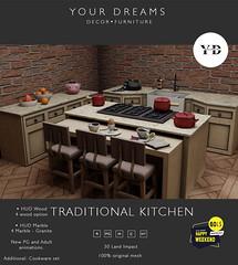 {YD} Tradicional Kitchen