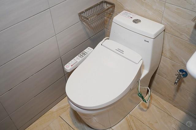 韓國Novita諾維達智能洗淨便座DI-500T