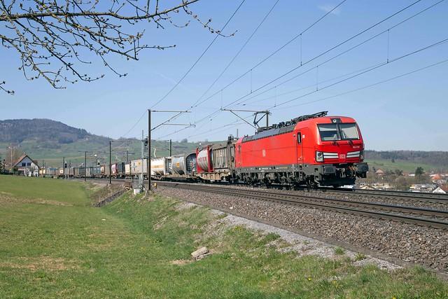DB 193 316 Frick (CH)