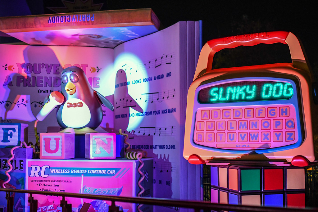 Slinky Dog Dash Squeaky DHS