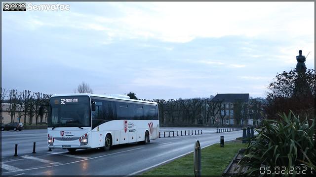 Iveco Bus Crossway – Alliance Atlantique / Transports Nouvelle-Aquitaine