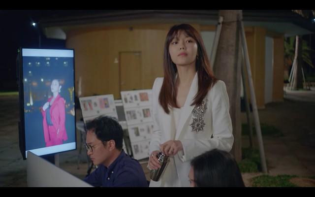 《奔向愛情Run On》EP4,徐丹雅在喝珍珠奶茶(大誤)