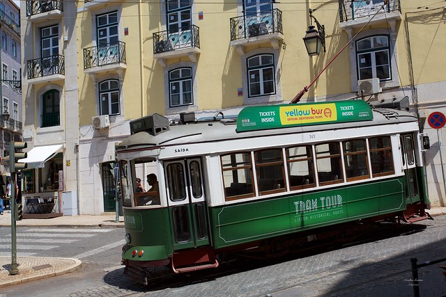 Lisbon Downtown, Covid-19 pandemic times.