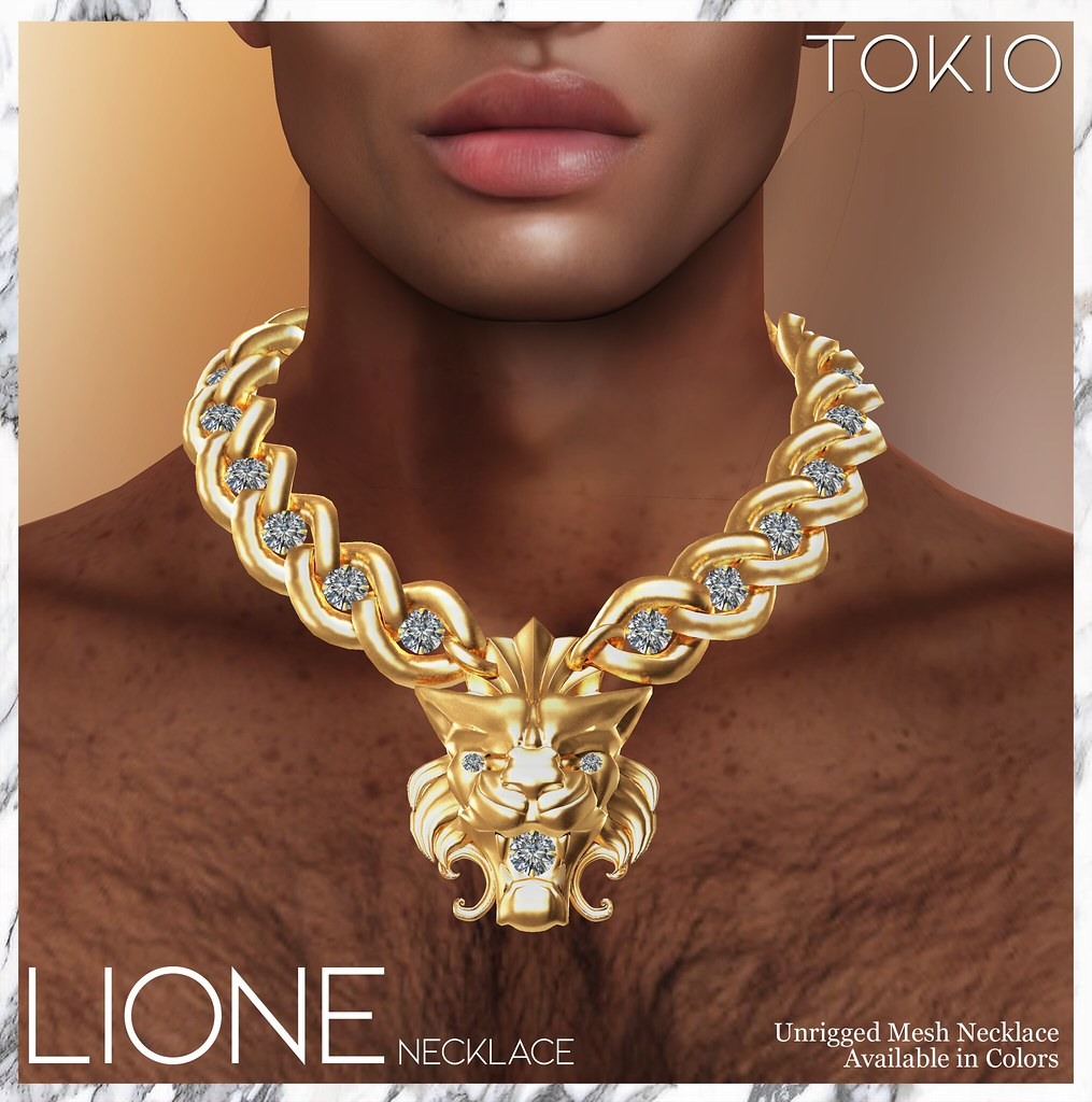 TOKIO Acessory – LIONE Necklace @Manly Arena Event!