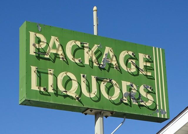 IL, Jerseyville-IL 16 Sully's Liquor Store Neon Sign