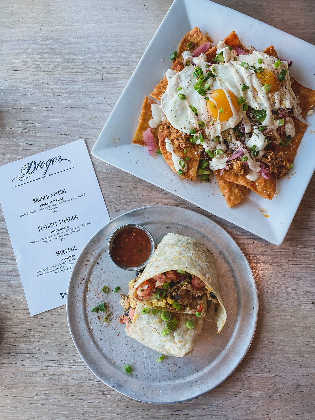 Diego's Tinga Chilaquiles The Bowen Breakfast Burrito | Where to Eat in Newport | 48 Hours in Newport Itinerary | A First Timer's Guide to 2 Days in Newport Rhode Island | What to do in Newport | Newport Travel Guide | Best Things to do in Newport | Best Places to Visit in Newport