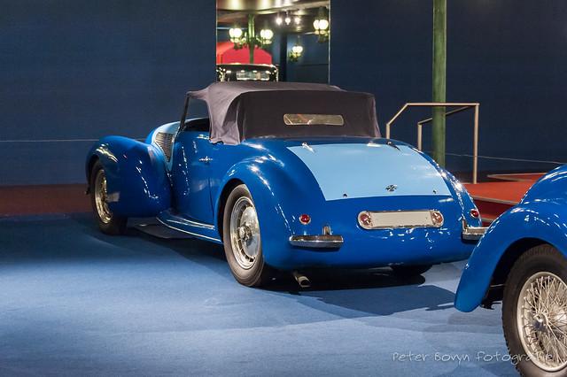 Bugatti Type 50T Cabriolet - 1936