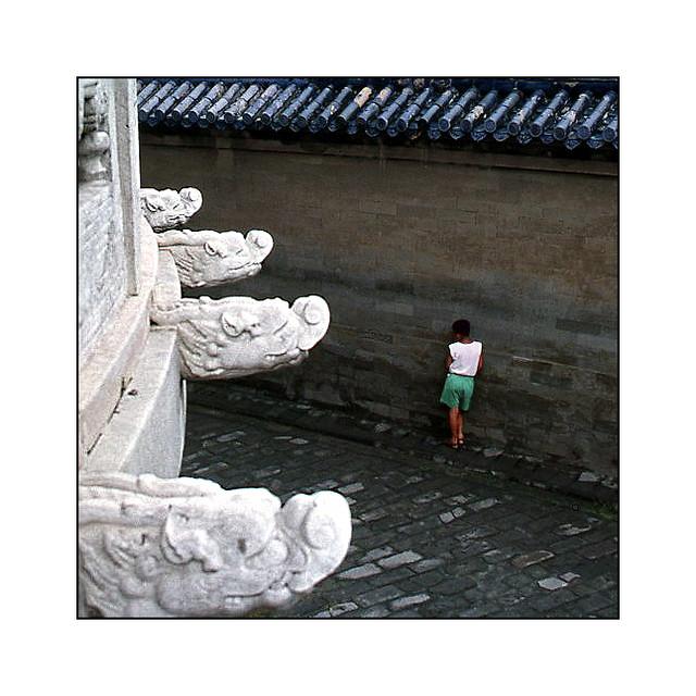 Test accoustique / Pékin (2000)