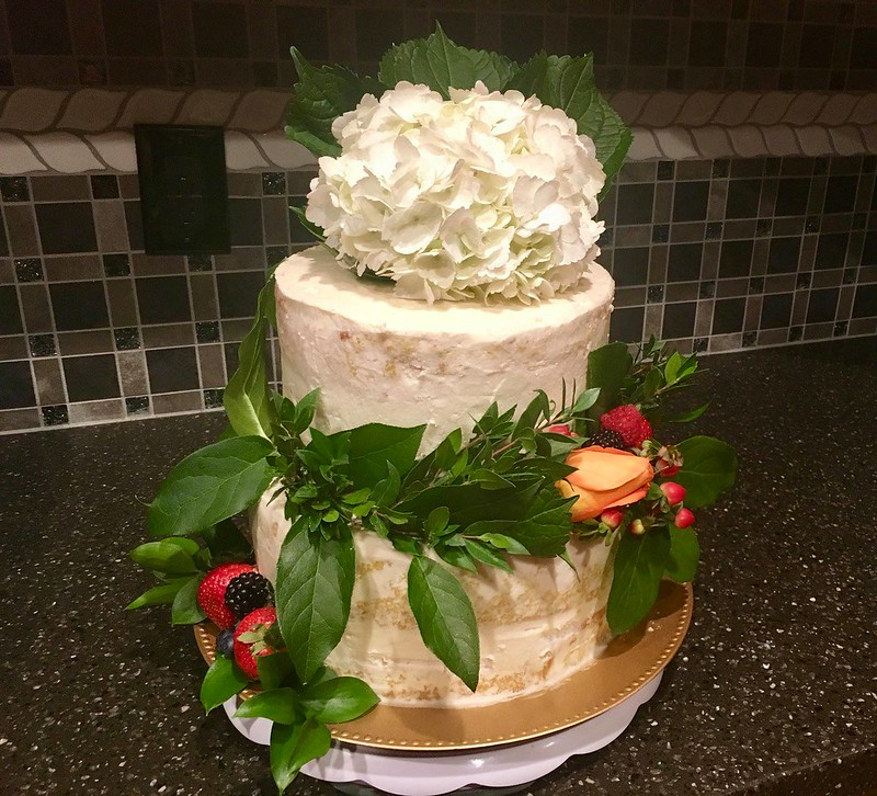 Cake by Princess P's Cupcakery