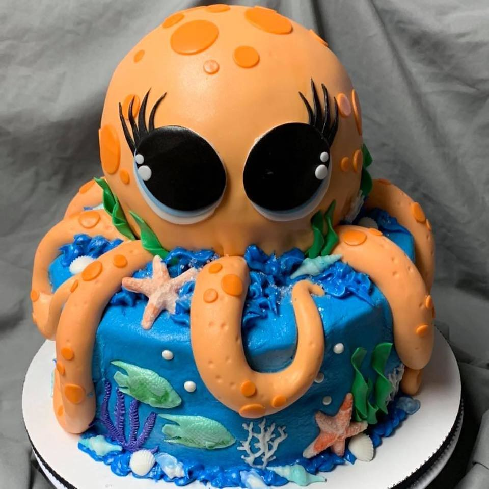 Cake from Cakes by Dawn - United States