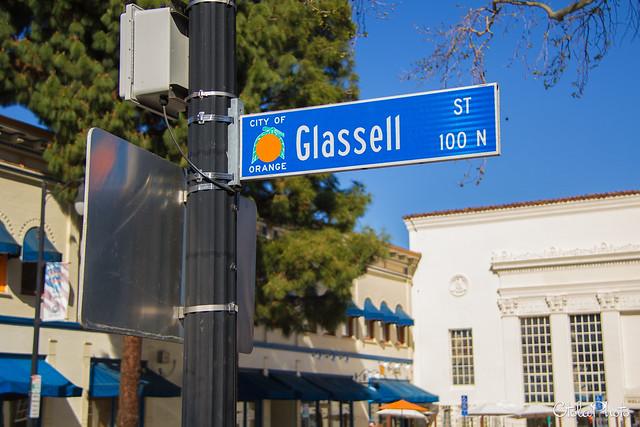 North Glassell St